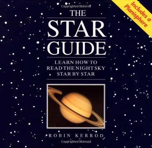 9780671874674: The Star Guide: Learn How To Read The Night Sky Star By Star
