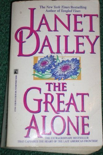 9780671875046: The GREAT ALONE