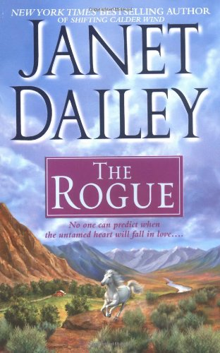 The Rogue (0671875124) by Janet Dailey