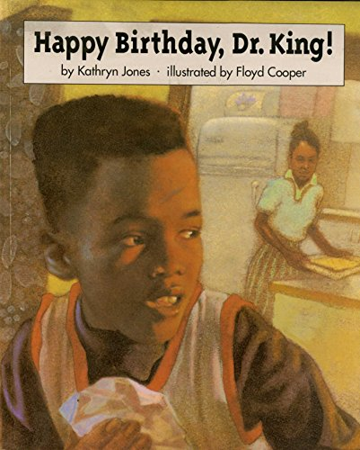 9780671875237: Happy Birthday, Dr. King