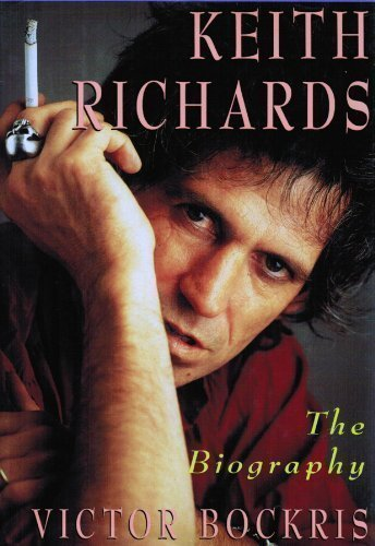 9780671875909: Keith Richards: The Biography