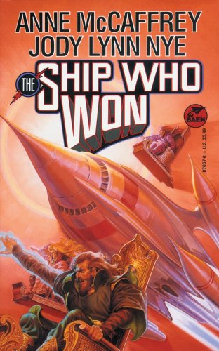 9780671875954: The Ship Who Won
