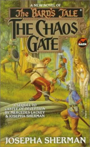 9780671875978: The Chaos Gate (The Bard's Tale, Book 4)