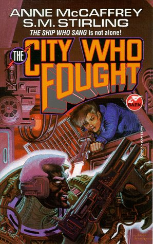 9780671875992: The City Who Fought (Brainship)