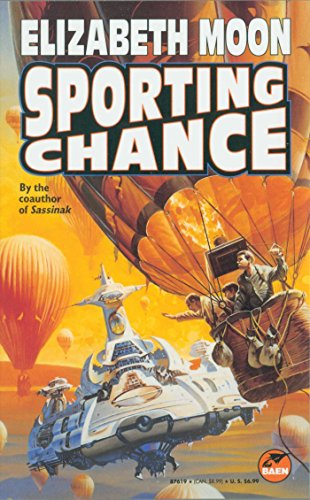 Sporting Chance 9780671876197 Spiriting home Prince Gerel, the first in line to the throne, in the hope of avoiding a scandal, yacht owner Lady Cecelia and Captain Heris Serano begin to suspect the sinister nature of Gerel's ever-failing mental capacity. Reissue.