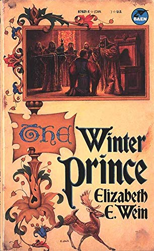 9780671876210: The Winter Prince