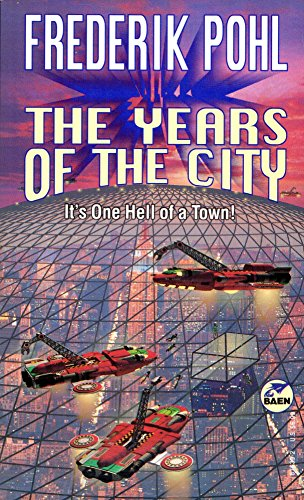 9780671876395: The YEARS OF THE CITY