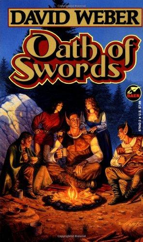 9780671876425: Oath of Swords