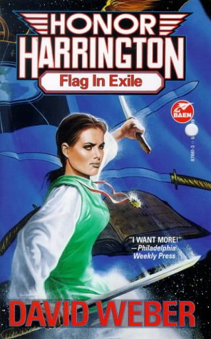 9780671876814: Flag in Exile (Honor Harrington Series, Book 5)