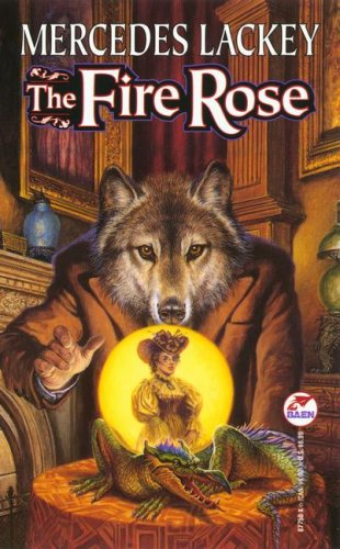 9780671877507: The Fire Rose (The Elemental Masters Fairy Tales)