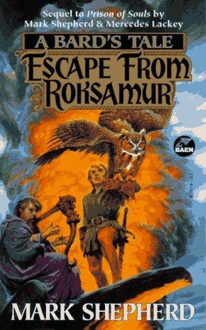 9780671877972: Escape from Roksamur (A Bard's Tale)