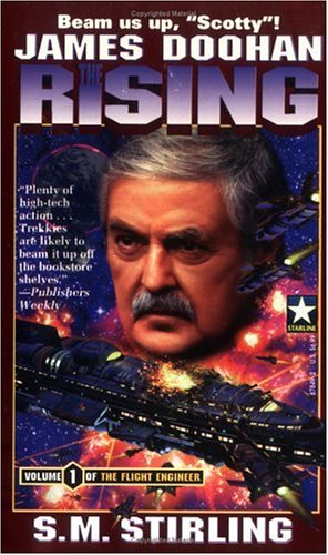 9780671878498: The Rising (Volume 1 of the Flight Engineer - Star Trek's Scotty)