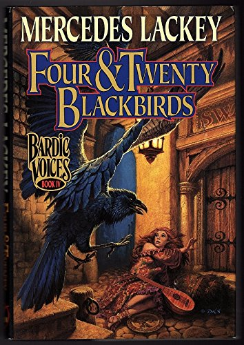 9780671878535: Four and Twenty Blackbirds A Bardic Voices Novel