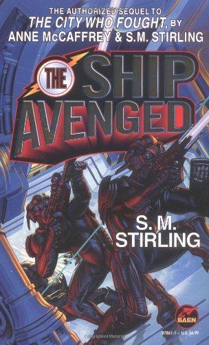 9780671878610: The Ship Avenged (Brainship)