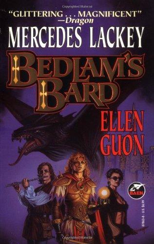 9780671878634: Bedlam's Bard