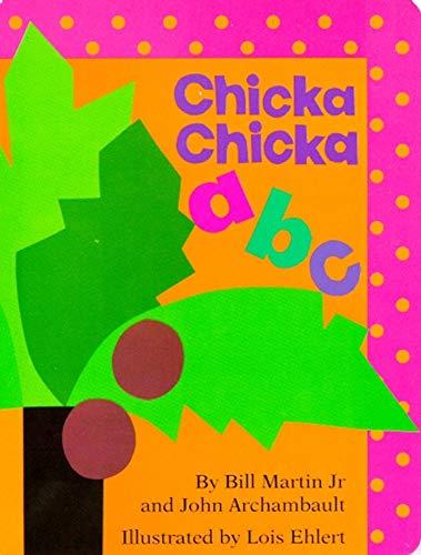 9780671878931: Chicka Chicka ABC (Chicka Chicka Book, A)