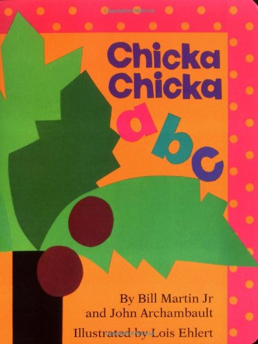 9780671878931: Chicka Chicka ABC (Chicka Chicka Book, A)