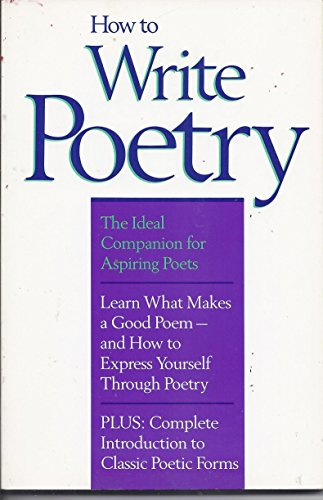 9780671879426: How to Write Poetry