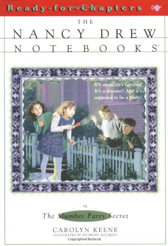 9780671879457: The Slumber Party Secret (Nancy Drew Notebooks #1)