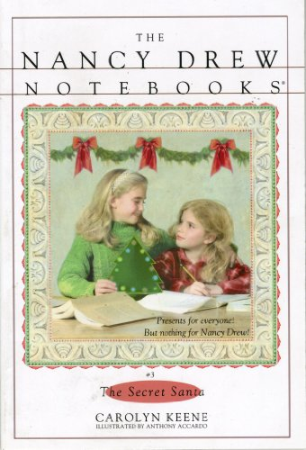 9780671879471: The Secret Santa (Nancy Drew Notebooks #3)