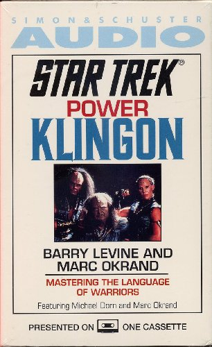 9780671879754: Power Klingon (Star Trek)