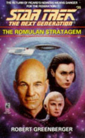 9780671879976: The Romulan Stratagem (Star Trek The Next Generation, No 35)