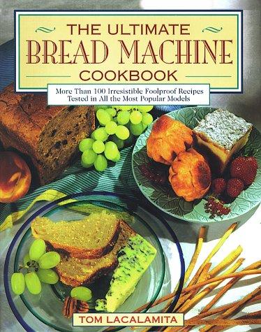 9780671880231: Ultimate Bread Machine Cookbook