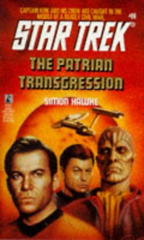 9780671880446: The Patrian Transgression (Star Trek, Book 69)