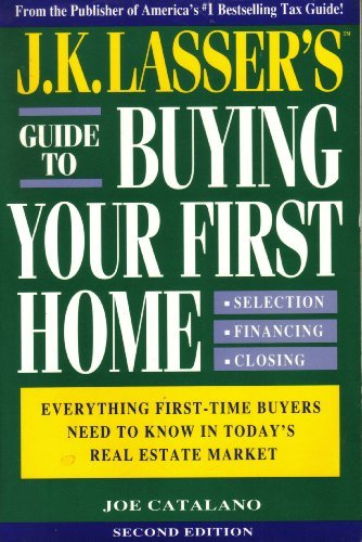 9780671880668: J.K. Lasser's Guide to Buying Your First Home