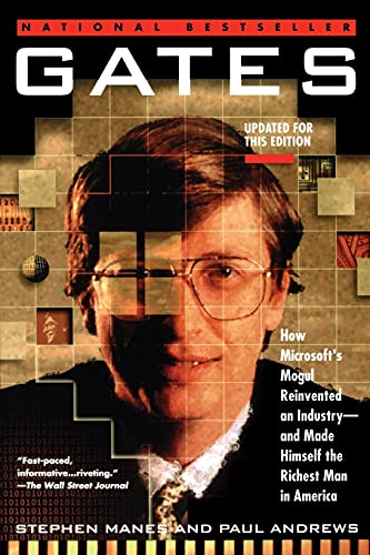 9780671880743: Gates: How Microsoft's Mogul Reinvented an Industry--and Made Himself the Richest Man in America