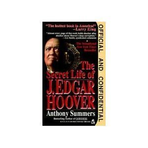 9780671880873: Official and Confidential: The Secret Life of J. Edgar Hoover