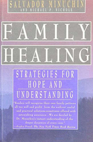 9780671880996: Family Healing: Strategies for Hope and Understanding