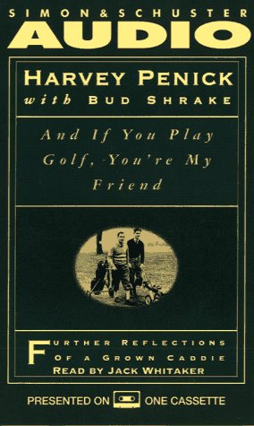 9780671881016: And If You Play Golf You're My Friend Cassette