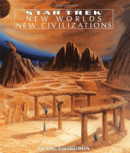 9780671881030: STAR TREK New Worlds, New Civilizations