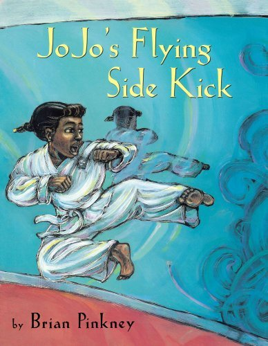 9780671881115: jojo's flying side kick