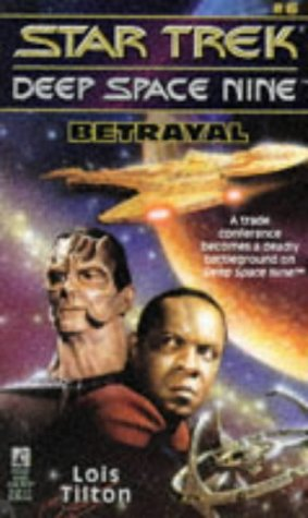 9780671881177: Betrayal (Star Trek Deep Space Nine, No 6)