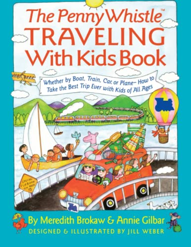 9780671881368: The Penny Whistle Traveling With Kids Book (Nih Publication)