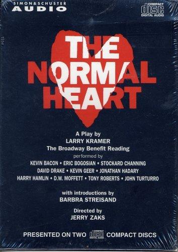 Normal Heart The Broadway Benefit Reading Cd: Larry Kramer