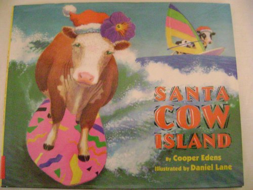 9780671883195: Santa Cow Island