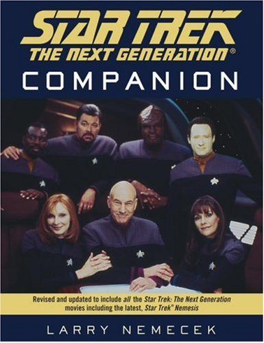 "Star Trek"""": The Next Generation Companion"