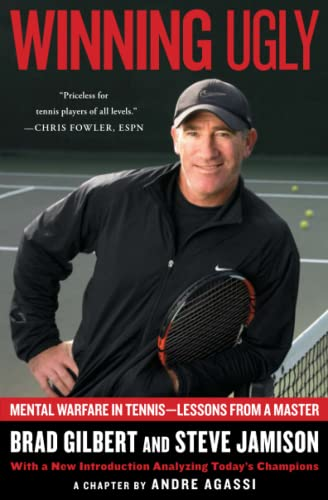 9780671884000: Winning Ugly: Mental Warfare in Tennis--Lessons from a Master