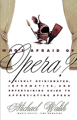 9780671884024: Who's Afraid of Opera?