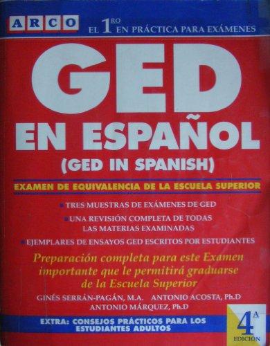 9780671885069: Ged En Espanol: El Nuevo Examen De Equivalencia De LA Escuela Superior/Ged in Spanish (Spanish Edition)