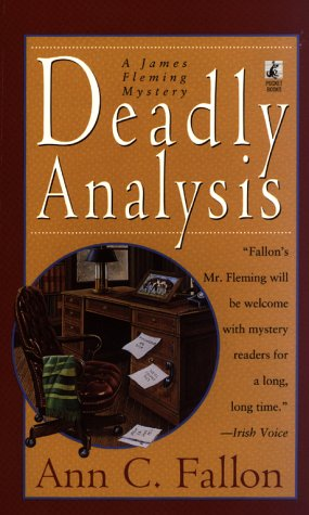 9780671885168: Deadly Analysis (James Fleming Mysteries)