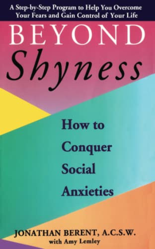 9780671885250: BEYOND SHYNESS: HOW TO CONQUER SOCIAL ANXIETY STEP: How to Conquer Social Anxieties