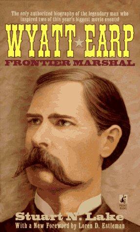 9780671885373: Wyatt Earp: Frontier Marshal