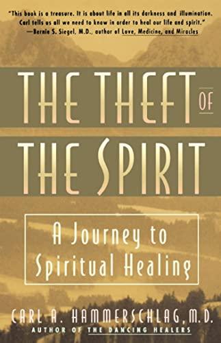 Theft of the Spirit: A Journey to Spiritual Healing: Hammerschlag, Carl