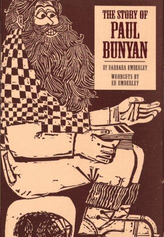 Story of Paul Bunyan: Emberley