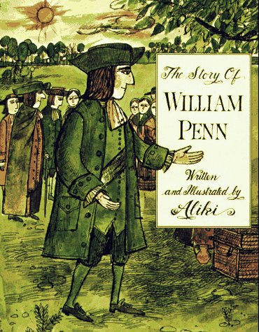 Story Of William Penn, The (0671885588) by Aliki