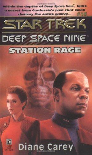 9780671885618: Star Trek: Deep Space Nine: Station Rage